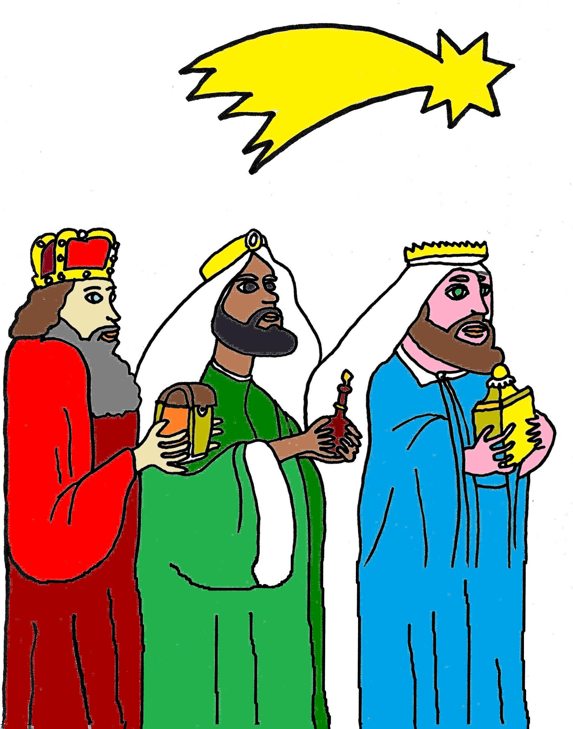Hl. Drei Könige
